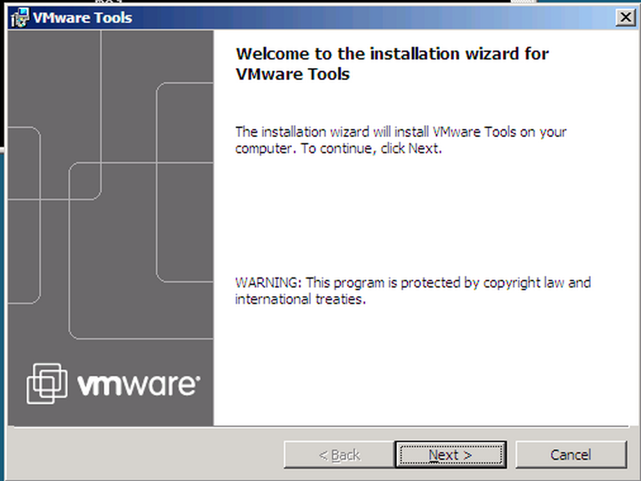 Silent Install of VMware Tools From The Command Line | BRIAN GRAF