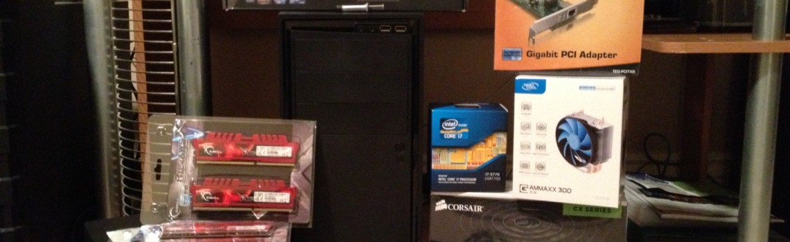 The Updated Home Lab 2.0
