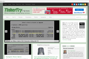 Tinkertry… A Great Source For Virtualization, Storage, and IT Information