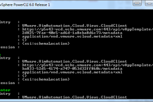Retrieve Metadata from Catalog Items in vCD or vCloud Air