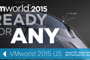 Going to VMworld 2015? Check Out My Sessions!